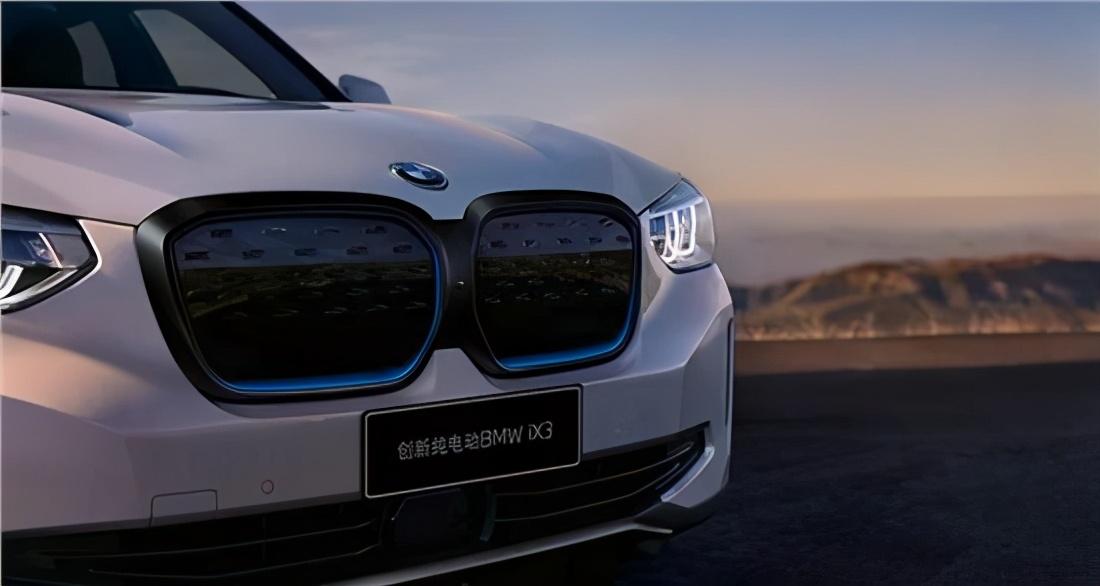 选择创新纯电动BMW iX3的七大理由