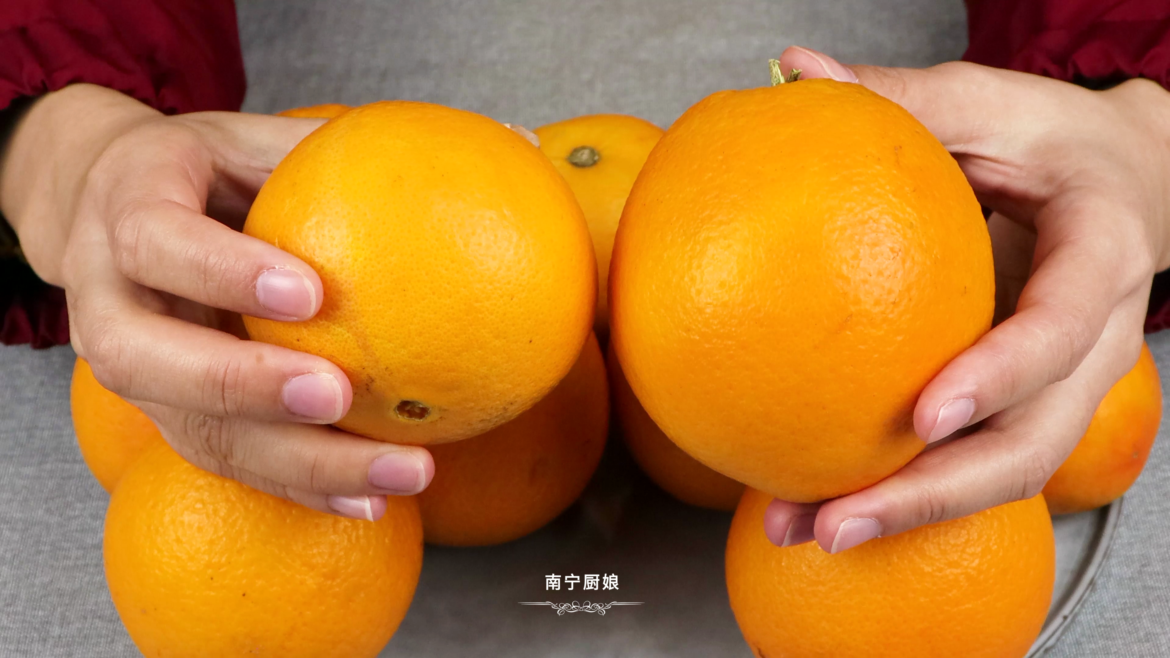 """橙子要買""""母""""的才好吃,牢記4個挑選技巧,包你買到的香甜多汁"""