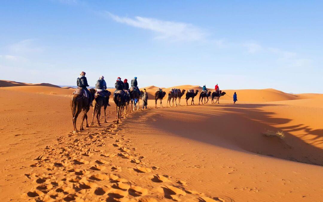 撒哈拉沙漠有多深?如果把沙子全挖光,底下会剩下什么?