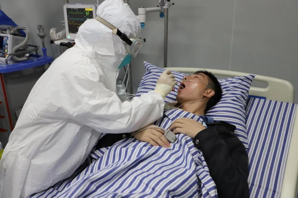 """江西省胸科医院吹响新冠疫情防控演练""""集合哨"""""""