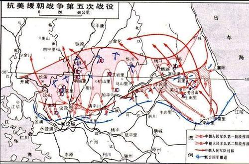 朝鲜战争的结局,为什么停在了三八线?
