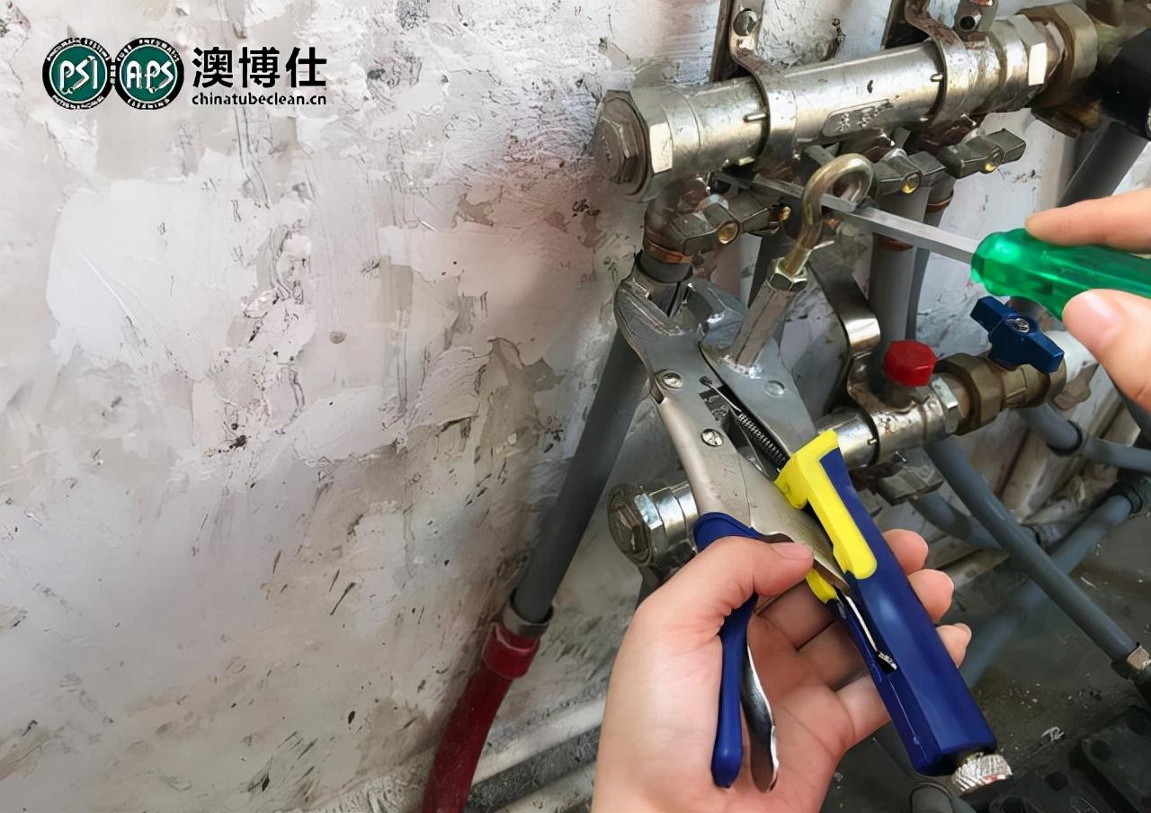 地暖管道清洗的好方法你了解过吗?