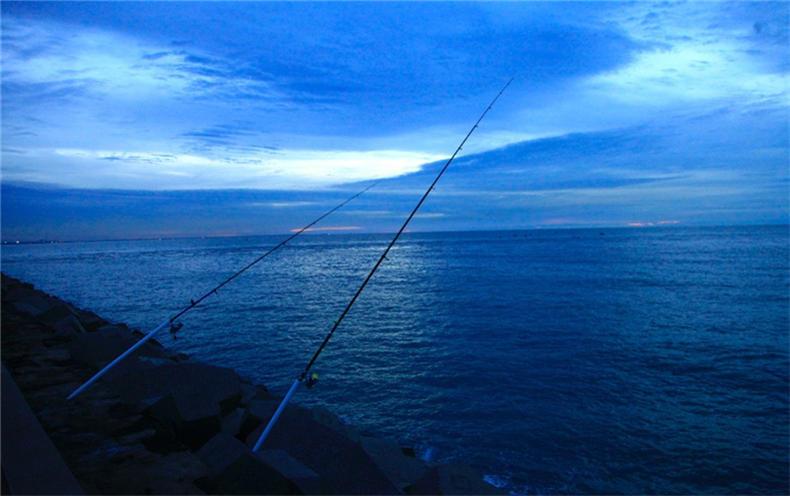 海钓的8点技巧规律总结,老钓手为您总结
