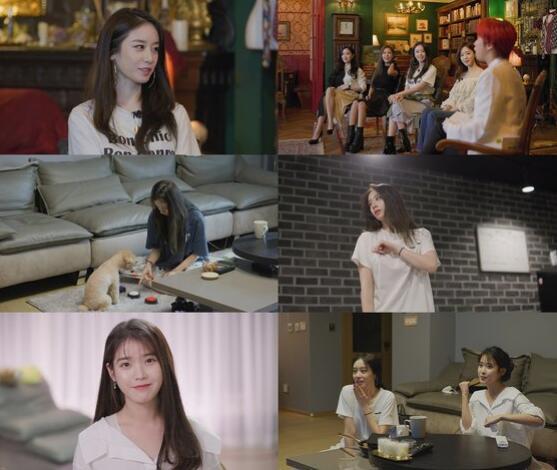 """12年的友谊!IU是朴智妍的""""头号粉丝"""",美女间的惺惺相惜?"""