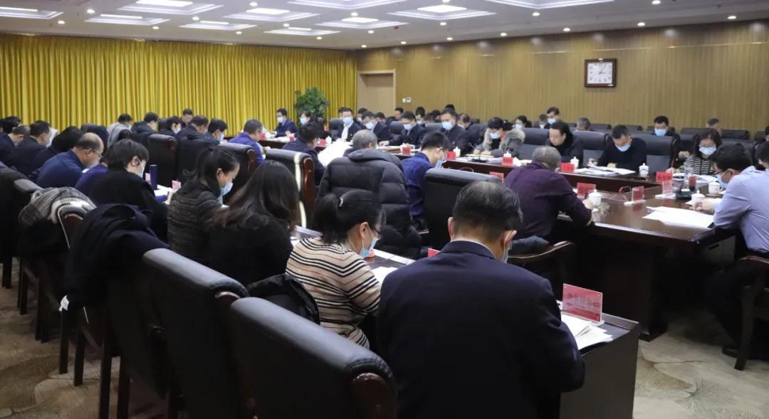 玉泉区召开区委常委会第192次会议