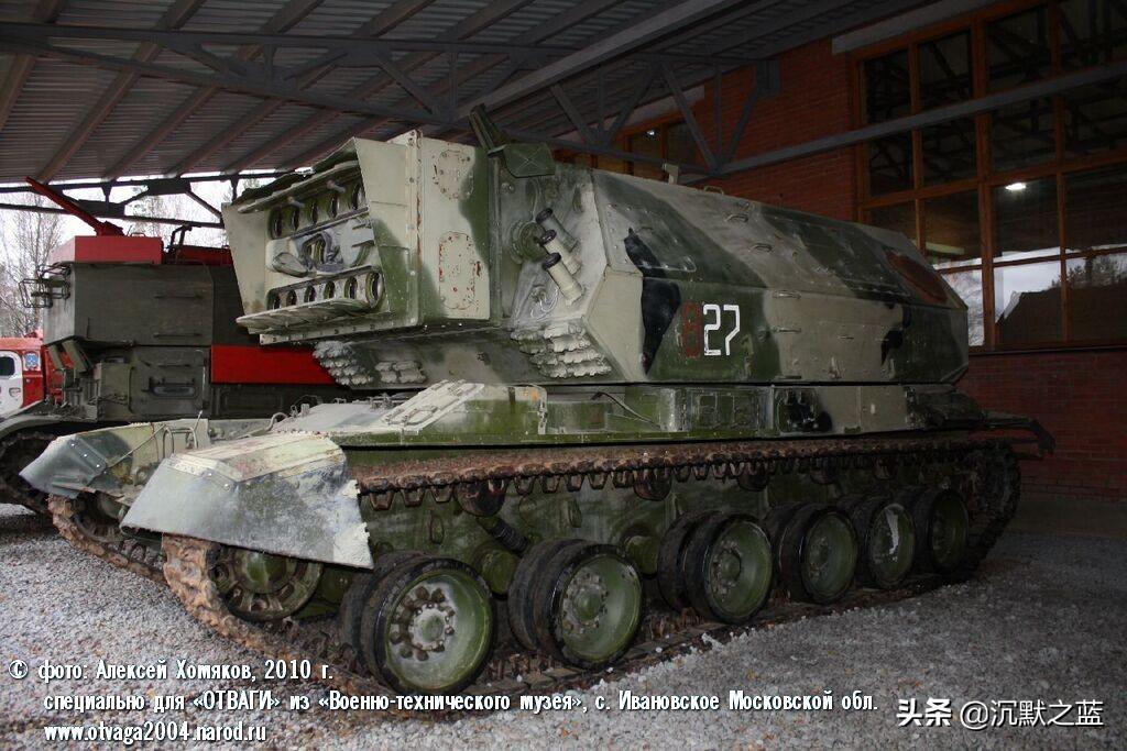 苏联历史上第一辆最强激光坦克