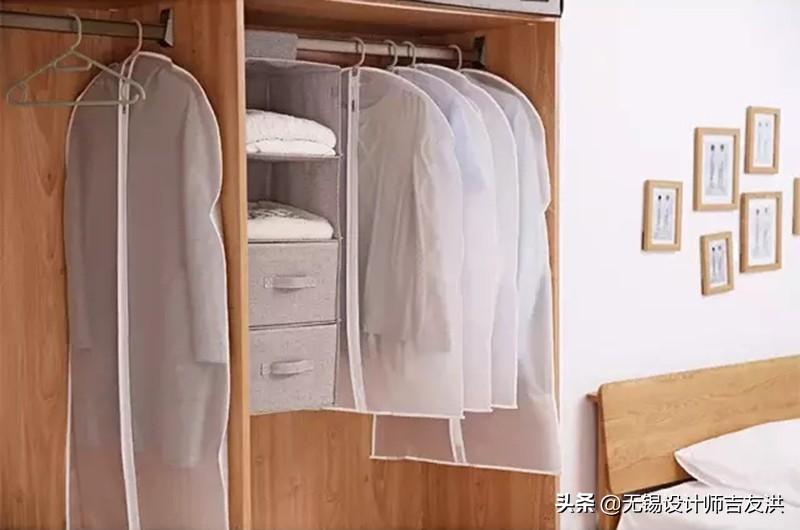 换季收纳这样做,衣柜简直太清爽! 家务卫生 第6张