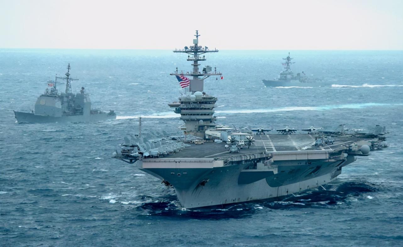 美国组建新联盟想在南海称霸!解放军绝不手软,誓把美军逐出南海