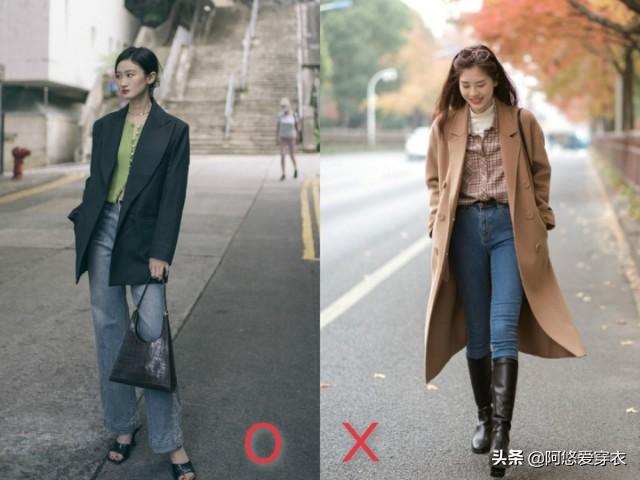 """经典不衰的""""牛仔裤"""",怎么穿出显瘦显高效果?这2个细节要牢记"""