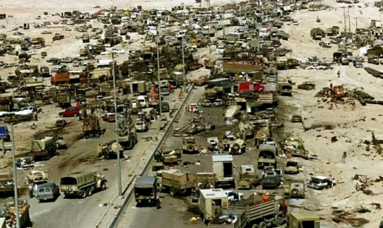 两伊战争前,双方全世界采购先进武器,结果却打了一场原始战争