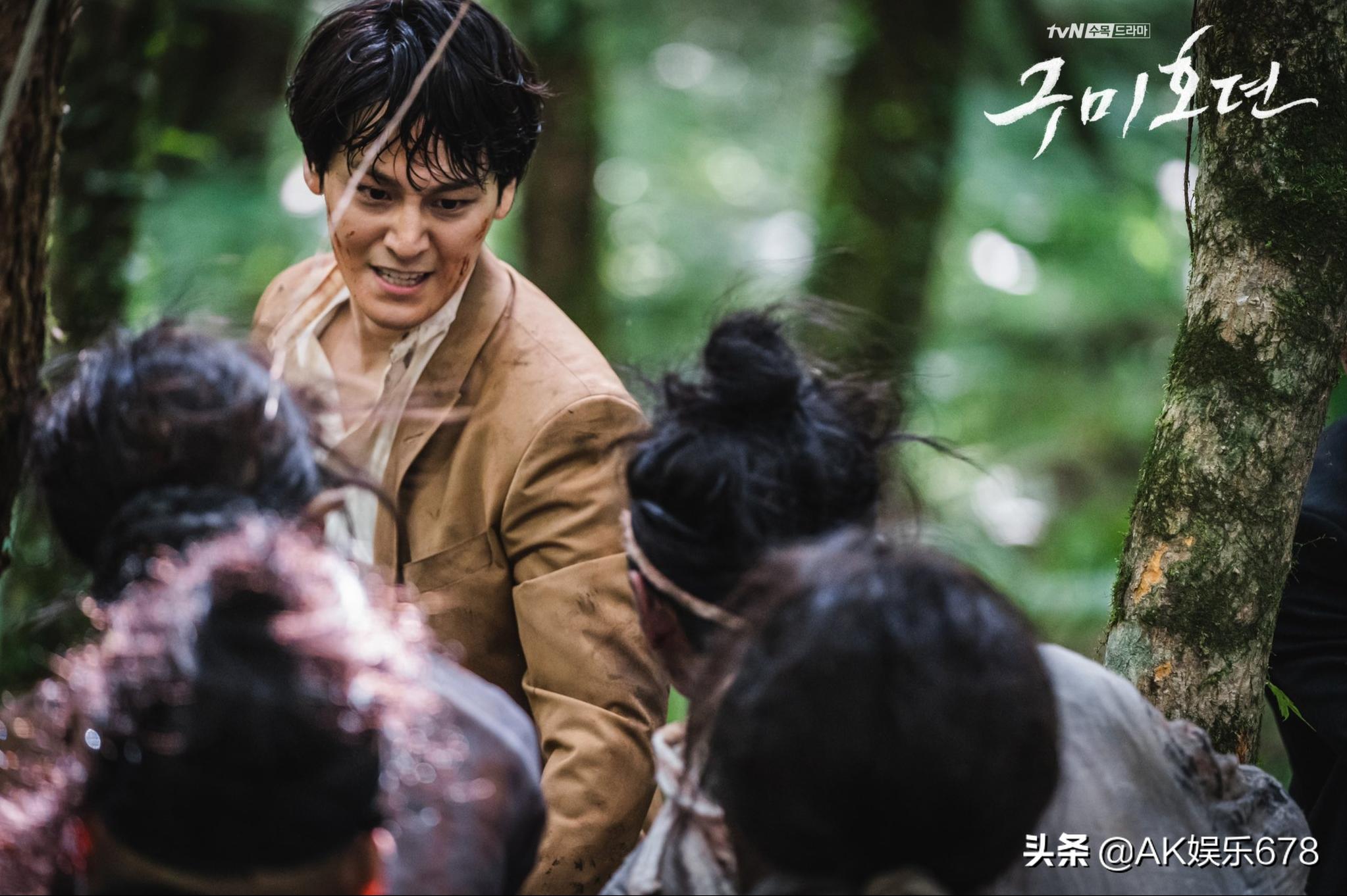 韩国热播剧《九尾狐传》的三大细节