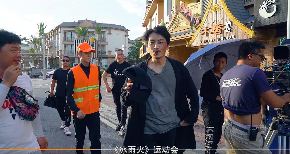 《冰雨火》制作特辑,王一博哭戏带感原音台词棒,陈晓被打得好惨