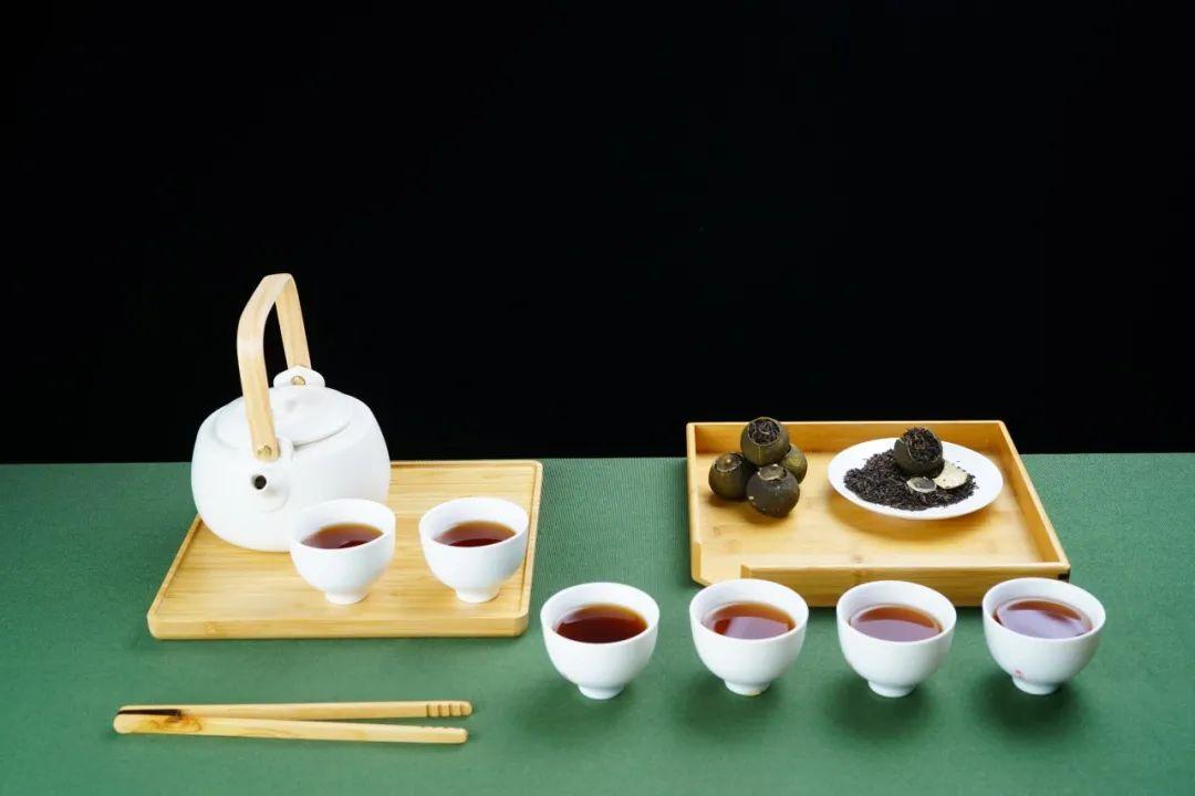 """六大茶山""""63小青柑""""双十一新品上市"""