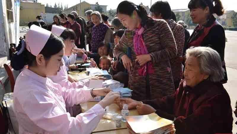 江苏响水县七套卫生院担任健康为民之责 提升服务高品质
