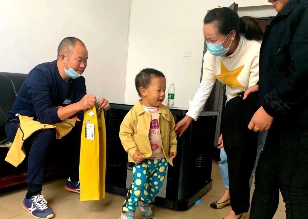 安顺:四岁小孩被救助前惊吓过度,急需社会帮助