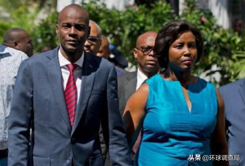 杀害海地总统的刺客,身份确定了?联合国介入,美国:不是我干的