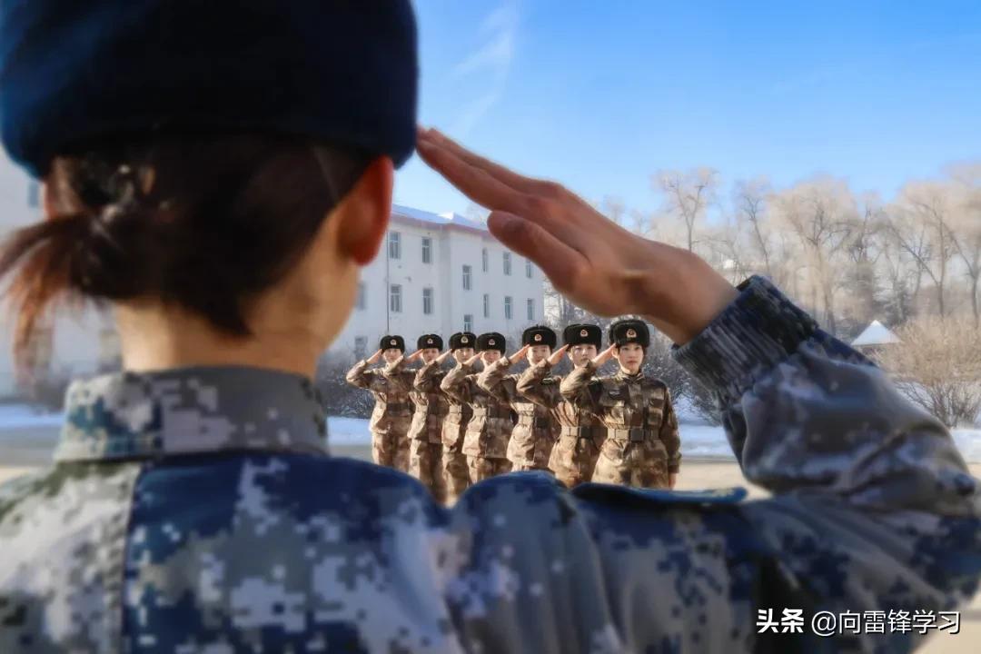 认识一下,第78集团军乘风破浪的女排长!