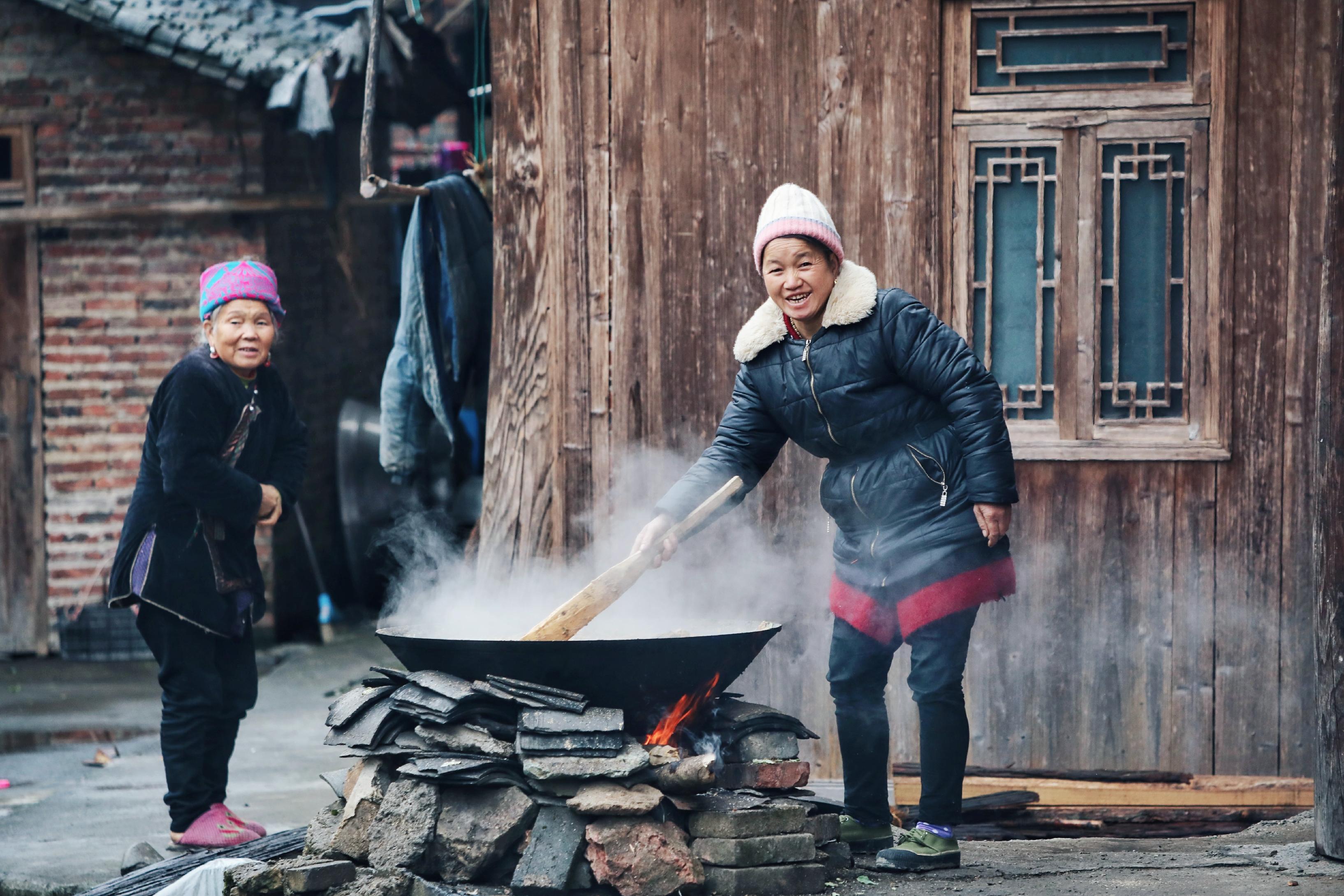 遗落在贵州深山里的原始侗寨,曾是欧洲游客最喜欢去的地方