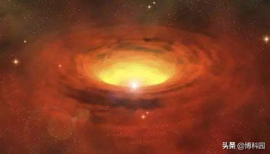 太阳系婴儿时期或许也是这个样?