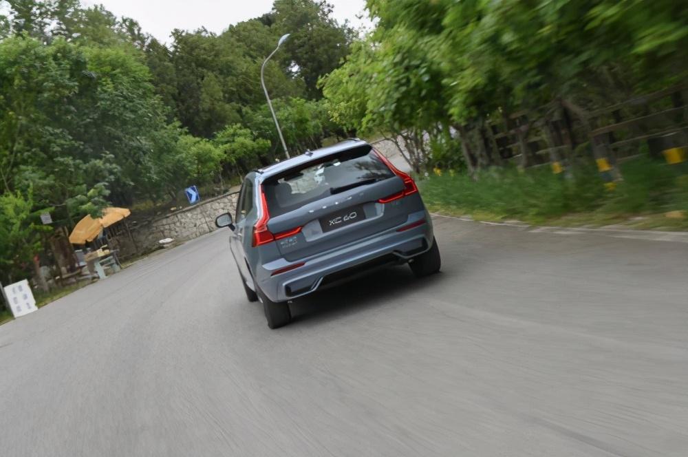 豪华SUV——中期改款沃尔沃XC60试驾