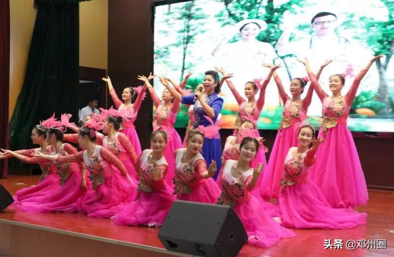 邓州市举行2019年中国医师节表彰大会,60名医师被表彰