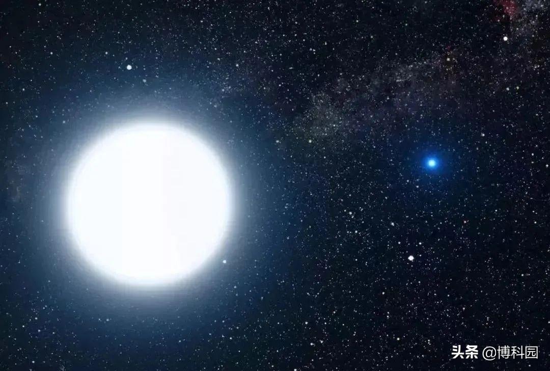 发现一颗只有0.12倍太阳质量的恒星伴星,距离我们才640光年