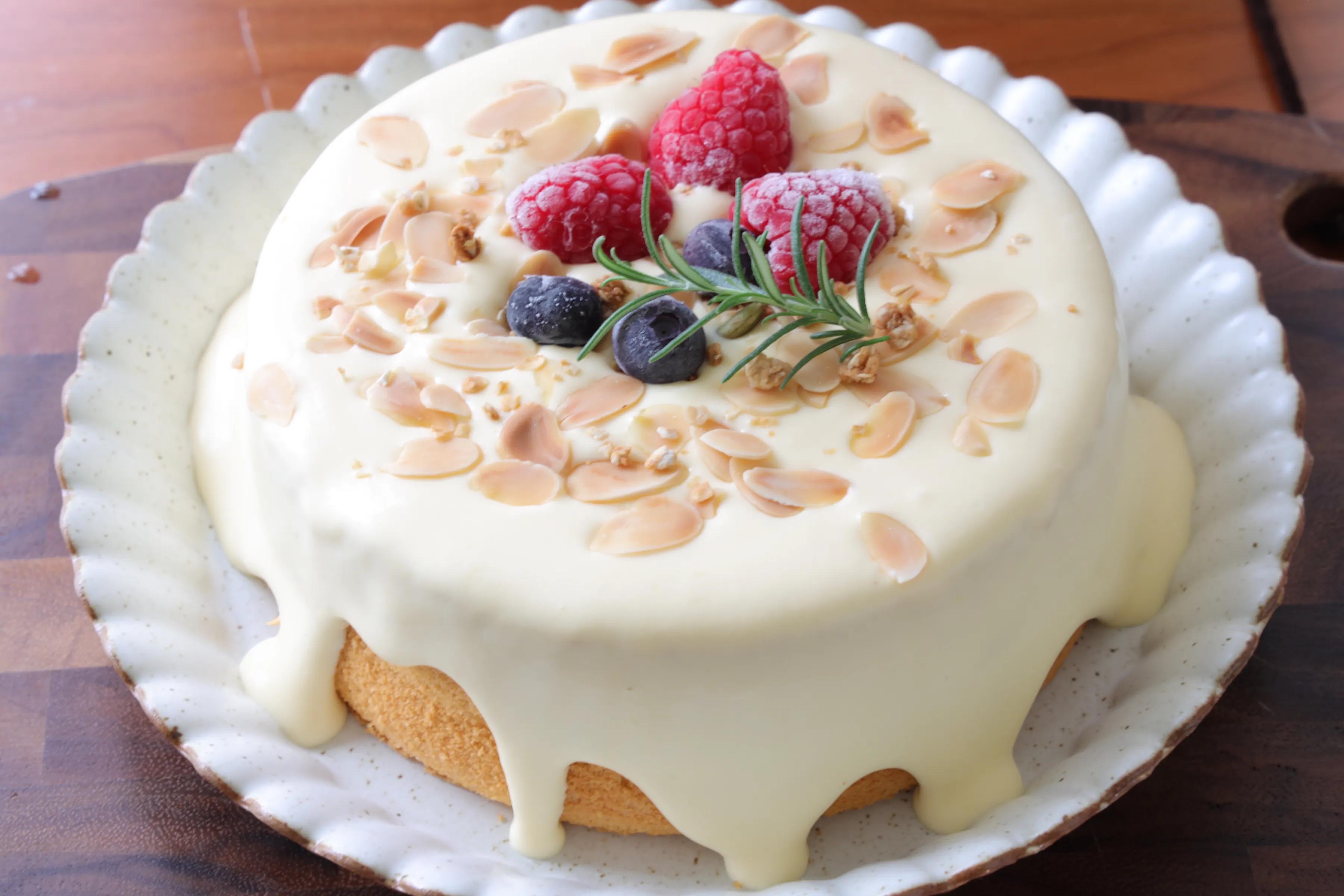 粉丝朋友点名要的网红爆浆蛋糕,切第一块的时候太治愈,味道超赞 美食做法 第19张