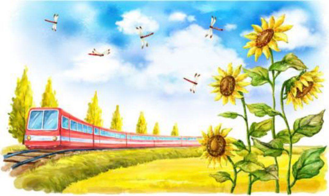 人生就像一场旅行,每一段路,都是一种人生的领悟图片