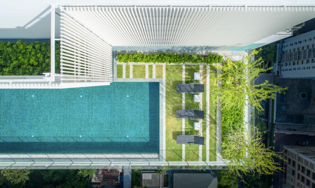 曼谷高端公寓Noble Recole Sukumvit 19