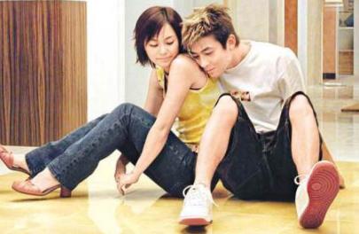 12年后,回看陈冠希和阿娇5年恋爱史,很甜,很遗憾
