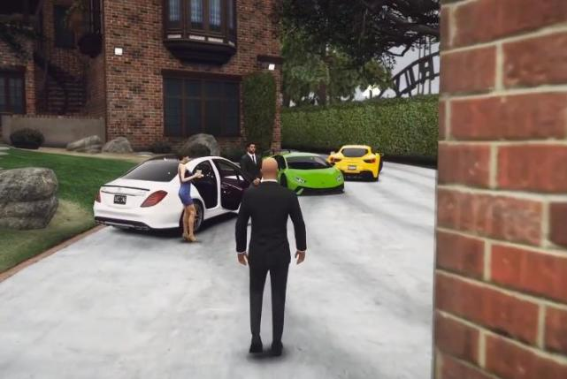 你玩的《GTA5》和土豪玩得有什么区别?这就是人与人的差距吗?