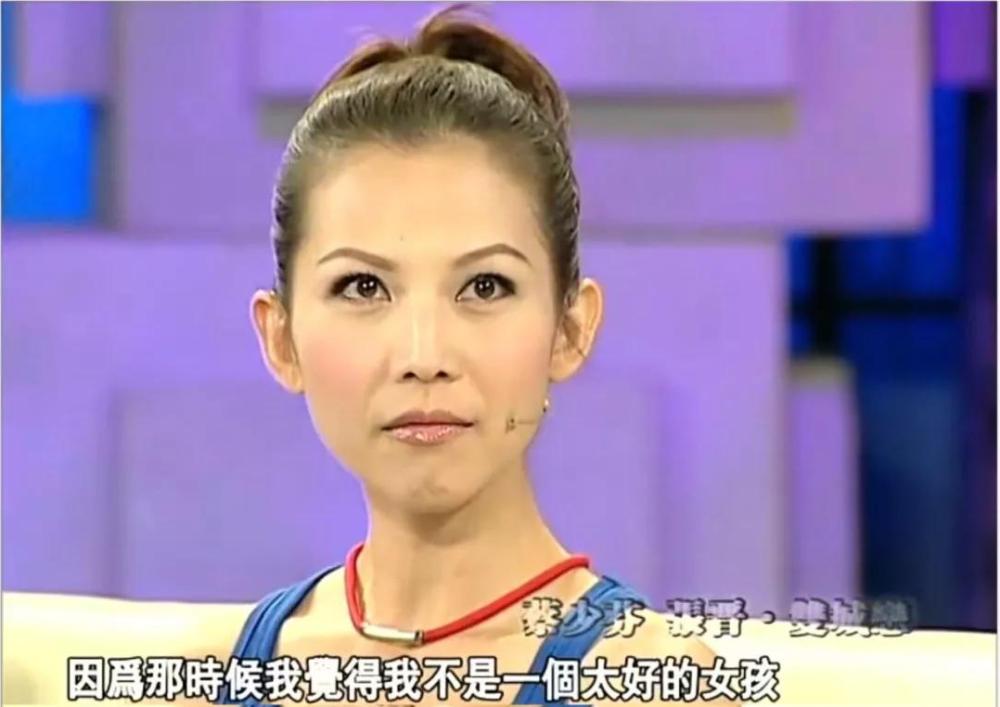 47岁蔡少芬公开支持丈夫再娶上热搜:现实一点吧,他没那么爱你