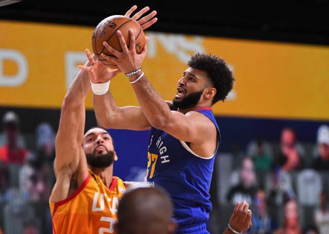 NBA季后赛:掘金VS爵士视频直播,抢七大战勇者胜