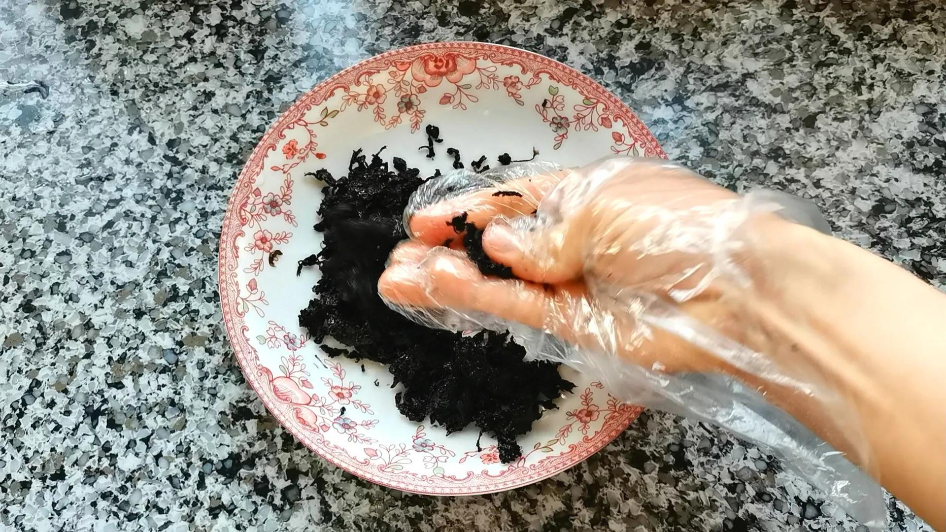 紫菜不要老做汤,试试这样做,好吃又营养,老中幼都爱吃 美食做法 第9张