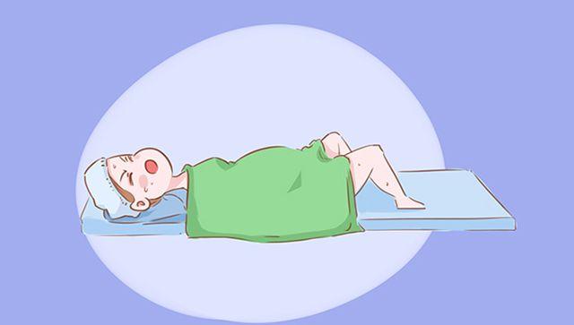 产后宫缩比生孩子还痛?妈妈用这2个方法,能有效缓解