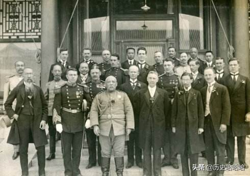 袁世凯在朝鲜13年,为何能积累大量财富,可以说是不光彩了