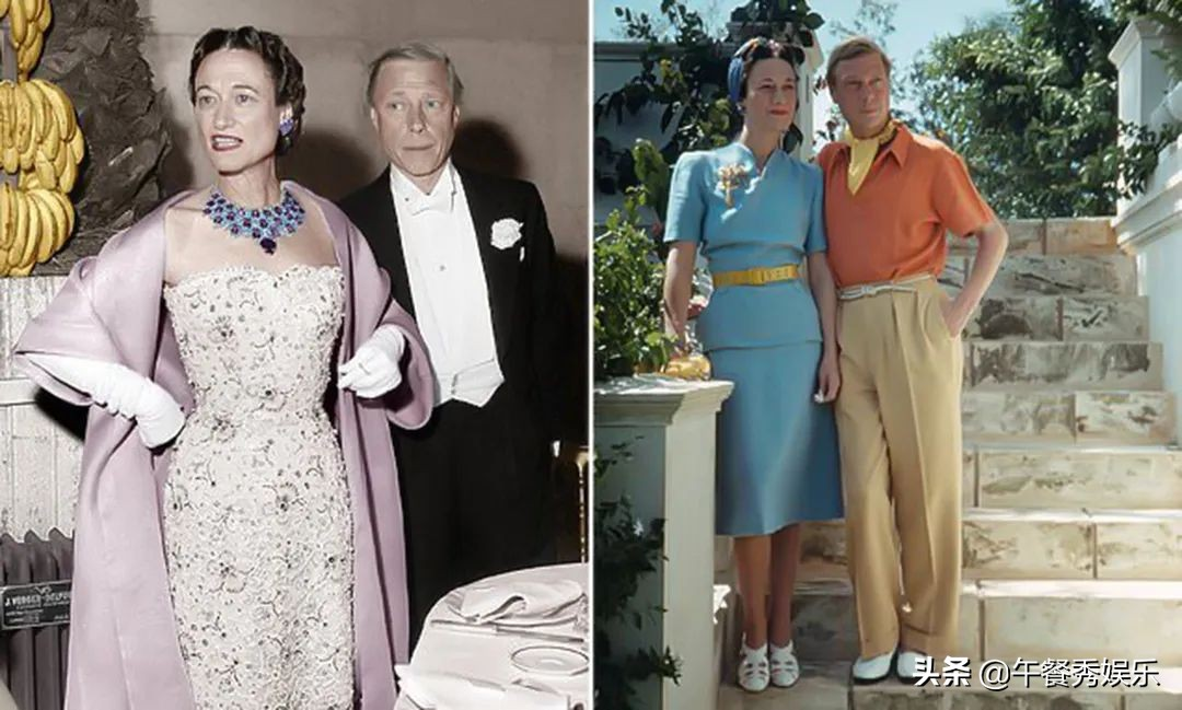 她是被英王室赶出宫的骨感美人,特爱皇家蓝,连婚纱都选择蓝色的