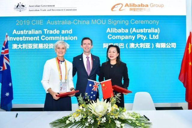 澳大利亚确认:不派代表团参加第三届中国国际进口博览会