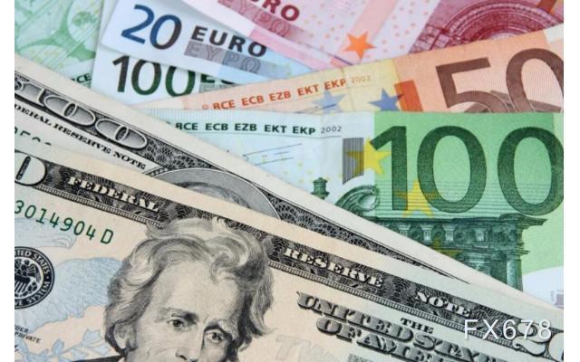 美债收益率高企,美元上涨!欧洲疫情严峻施压欧元
