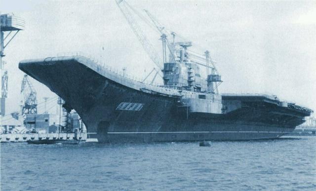 建造一艘航母有多难?当年黑海船厂厂长的原话:让世界明白真相