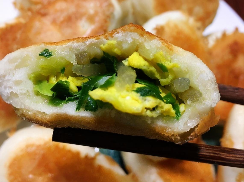 水煎包怎麼做才好吃? 分享詳細製作過程,鬆軟鮮香,底部焦黃不糊