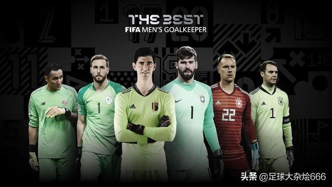 世界足球先生11人候选身价排名:梅西1亿欧元,C罗、莱万并列