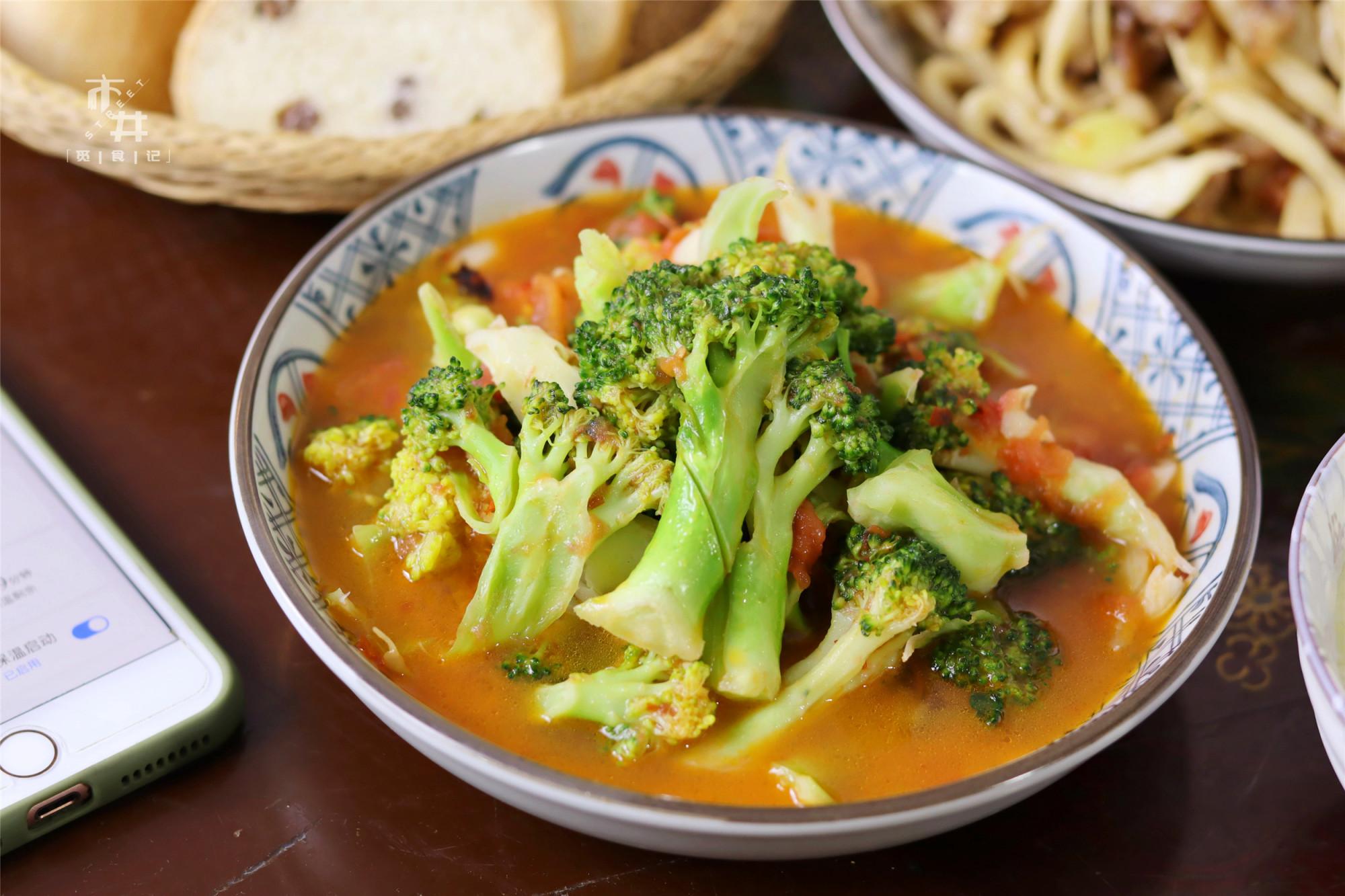 小两口的极简晚餐,2菜1汤,吃得饱饱又不浪费,省事儿 美食做法 第6张
