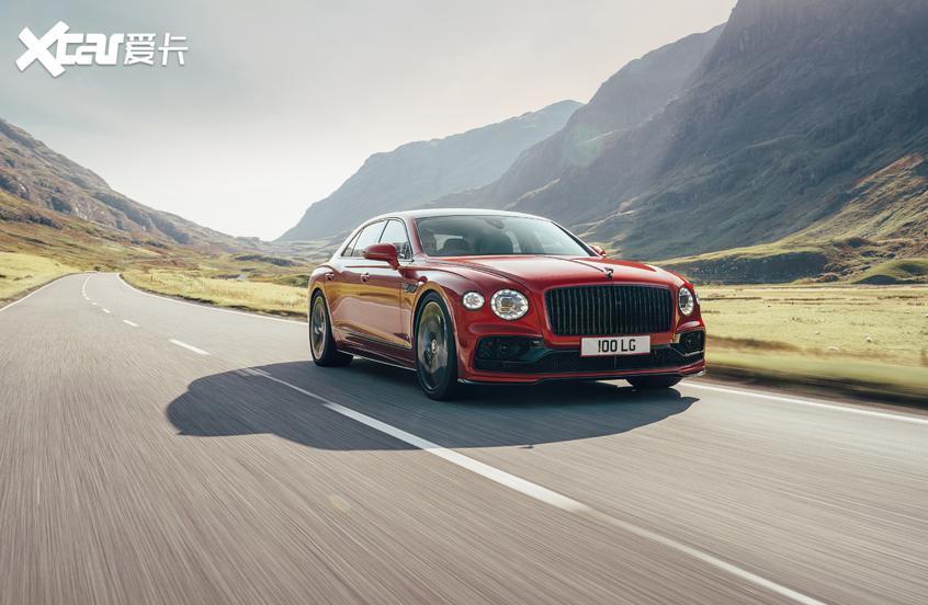 全新宾利飞驰V8国内售价公布 251.8万元