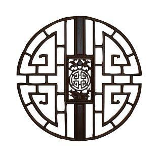 中式家具上图案的寓意