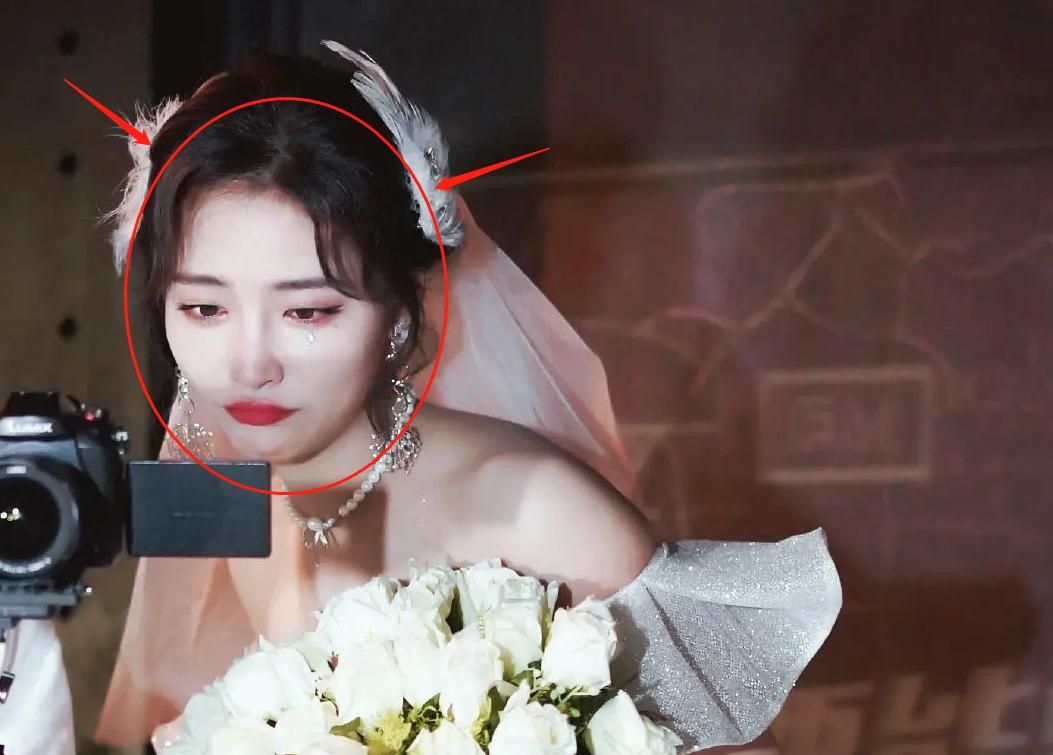 许佳琪毕业婚纱照绝美,作为一期生的骄傲,能否再续鞠婧祎神话?