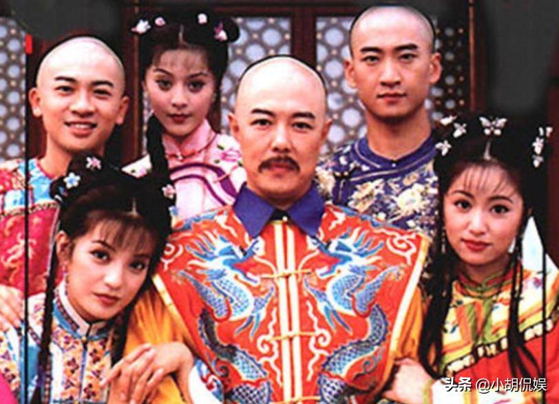 23年后的《还珠》:彩霞成老板、老佛爷嫁诸葛亮、小鸽子却已出家