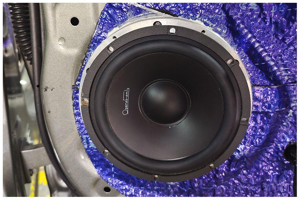 这才是纯电驱动车该有的音质表现 理想One,越改装越理想