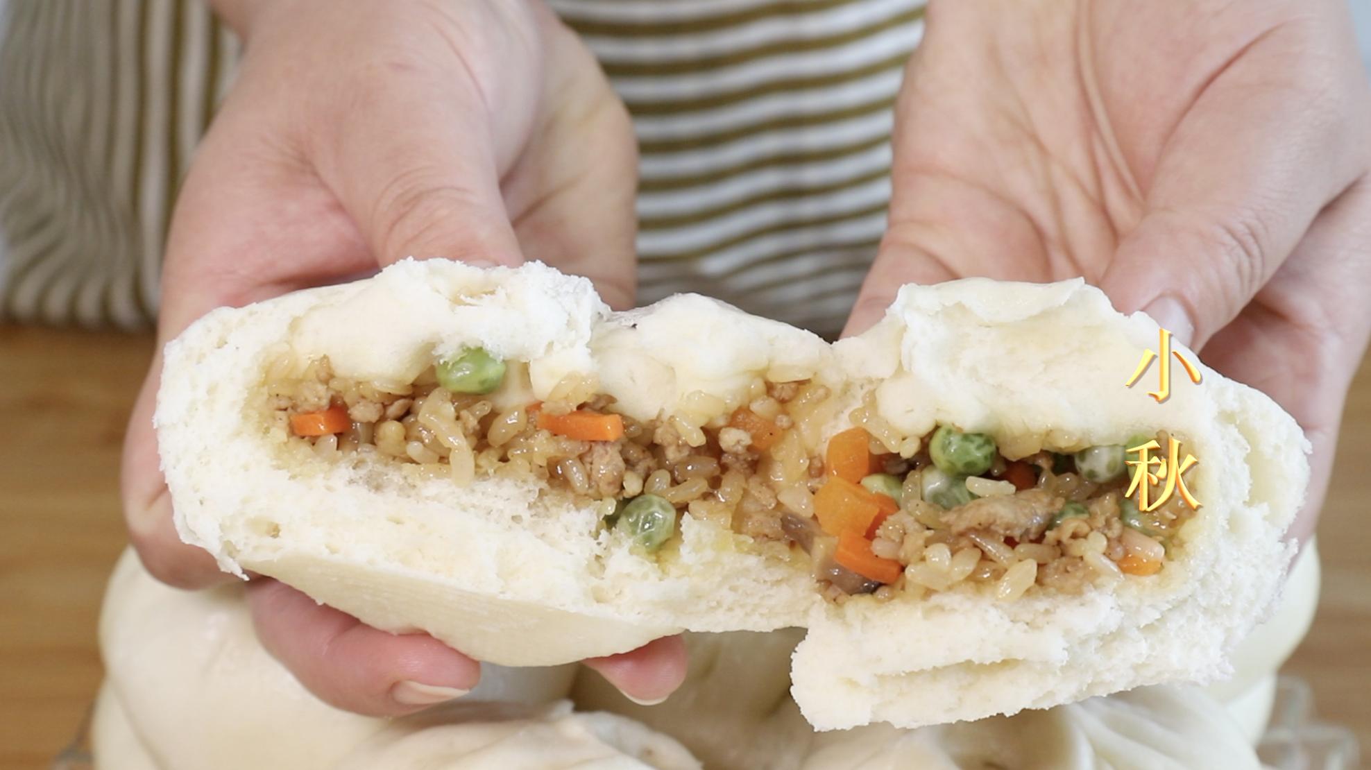 想快速吃包子,就別用老方法和麵了,教你個小技巧,15分鐘出鍋