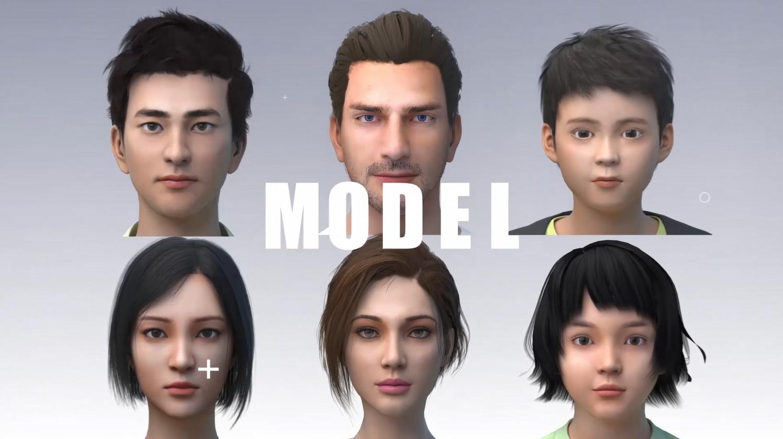 Style3D全新数字模特发布
